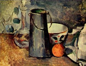Paul Cezanne - Natureza morta